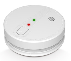 PSD-GS518E 240V Photoelectric Smoke Alarm - Wired Interconnect