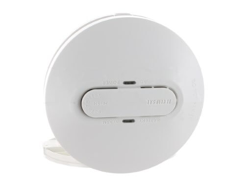 Clipsal 755RLPSMA4 240V Photoelectric Smoke Alarm - Wired Interconnect